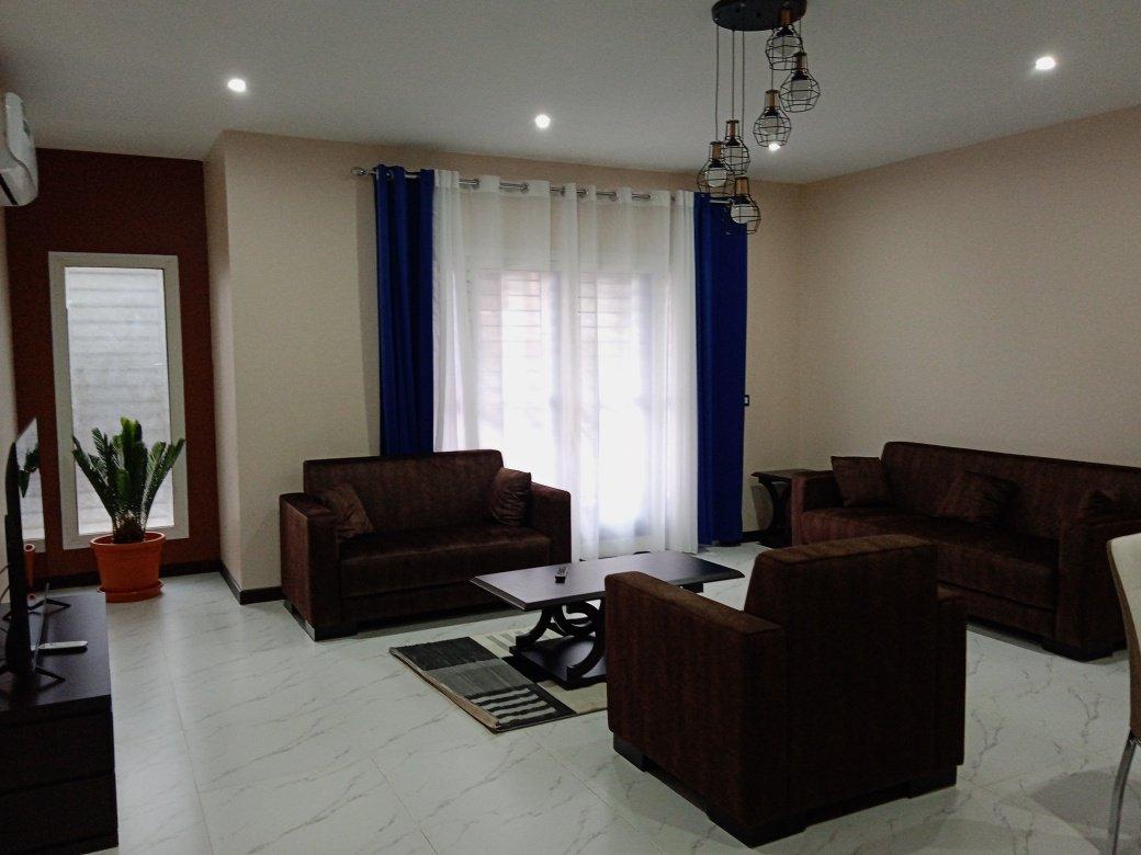 Appartement meublé VIP à louer à Yaoundé #OMNISPORTS